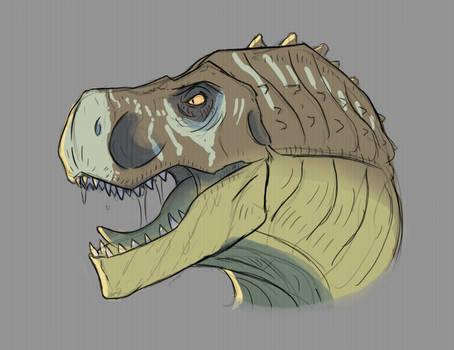 T-rex Tribal camo