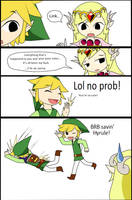 The fate of Hyrule by Daboya