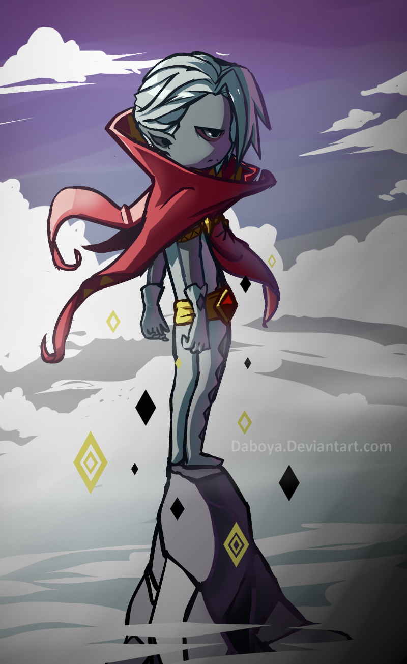 WW Ghirahim by Daboya