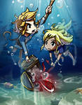 Wind Waker - Uncontainable