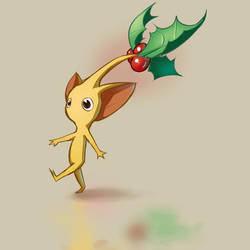 A Pikmin's Decoration