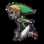 It's Link