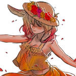 quick doodle of Ann