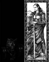 Sauron by tuuliky