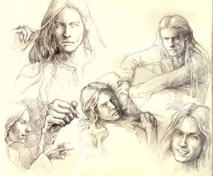 Finrods sketch