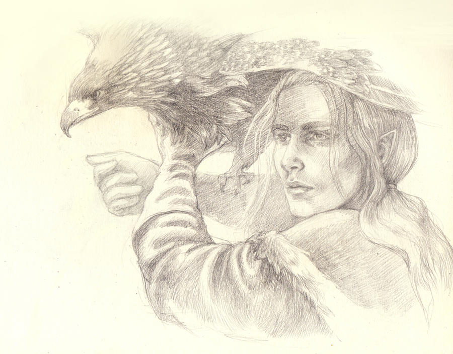 Hunter by tuuliky