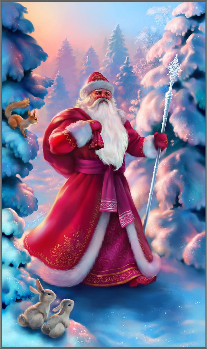 Winter Holidays are soon by EldarZakirov