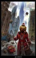 Half Life 3: Crash in Moscow by EldarZakirov
