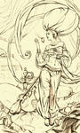 Fairy of Oriental Star WIP001