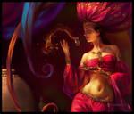 Fairy of Oriental Star CloseUP