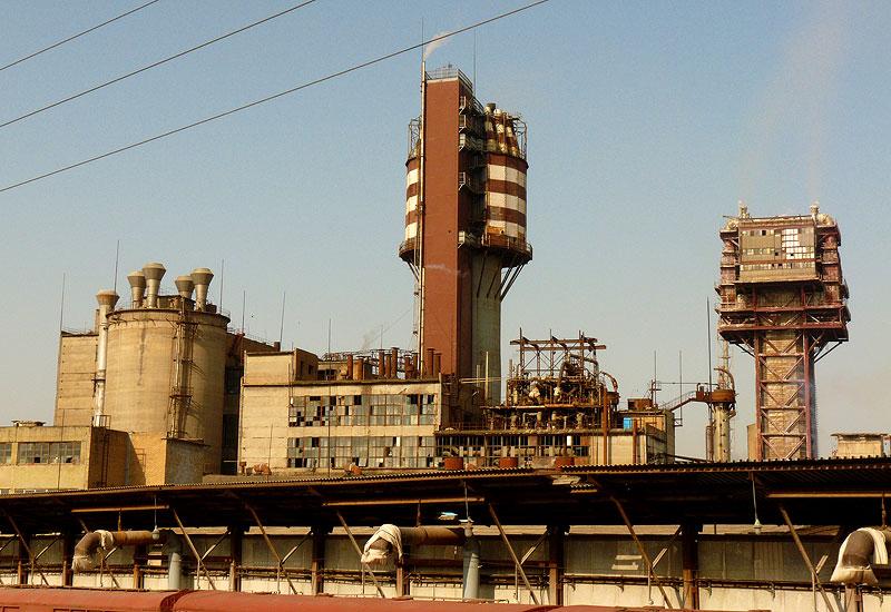 Old factory by EldarZakirov