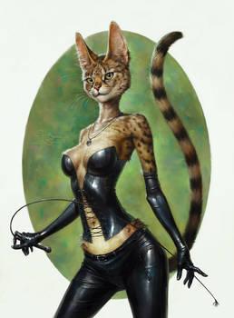 Sexy, Fluffy, Pretty Cat...