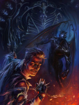 Cover art for Eternity Flavor Book Three