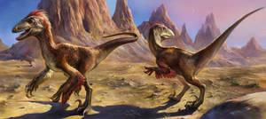 Utahraptors