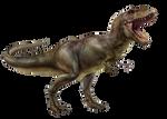 Tyrannosaurus Rex featherless
