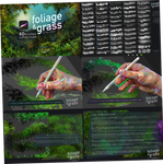 60 Foliage and Grass brushes for Procreate by EldarZakirov