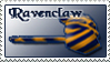 Ravenclaw stamp by Syki