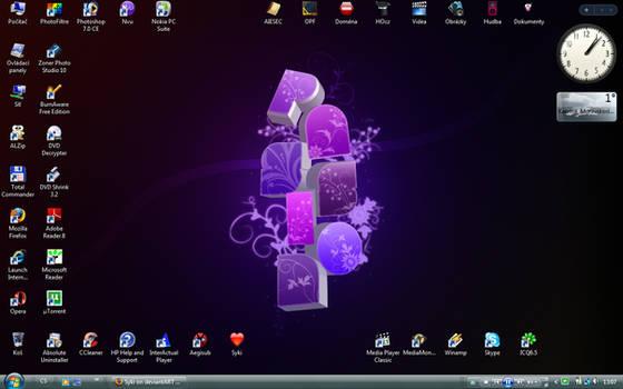 Desktop VII - Passion