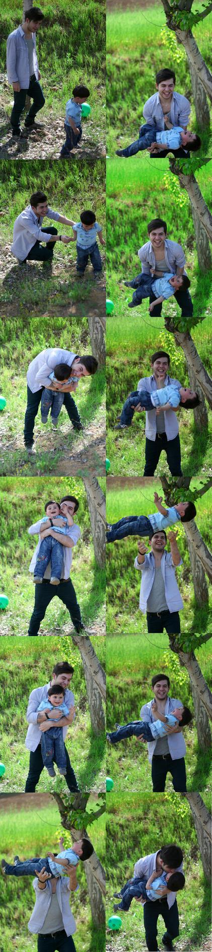 happy by littleheLL