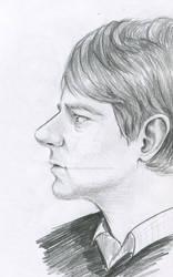 Martin Freeman sketch