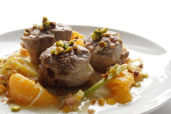Clementine Pork