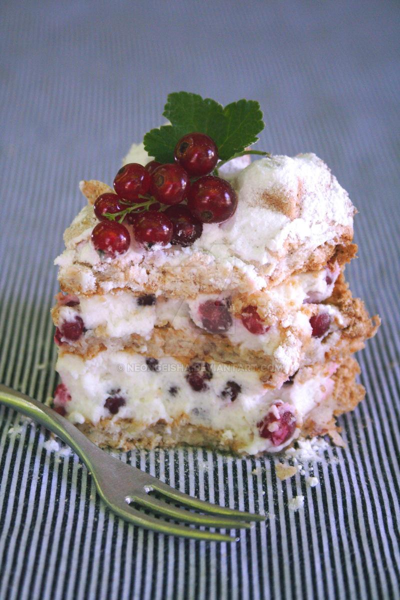 Currant Cake Recipe
