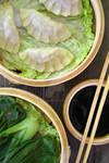 Chinese Dumplings by neongeisha