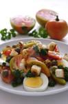 Autumn Tomato Salad