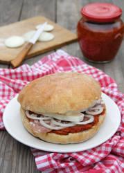 Ajvar Sandwich