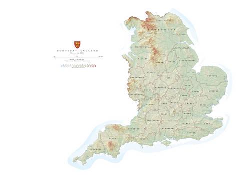 Domesday England