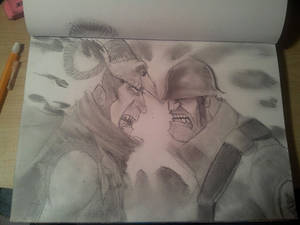 Merasmus vs. Soldier