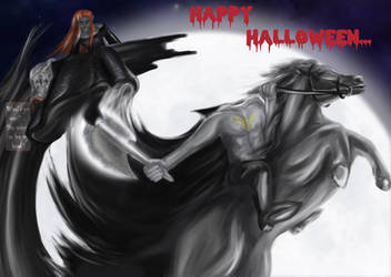 Halloween 2012 by XullraeZauviir