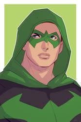 Green Defender by Mro16