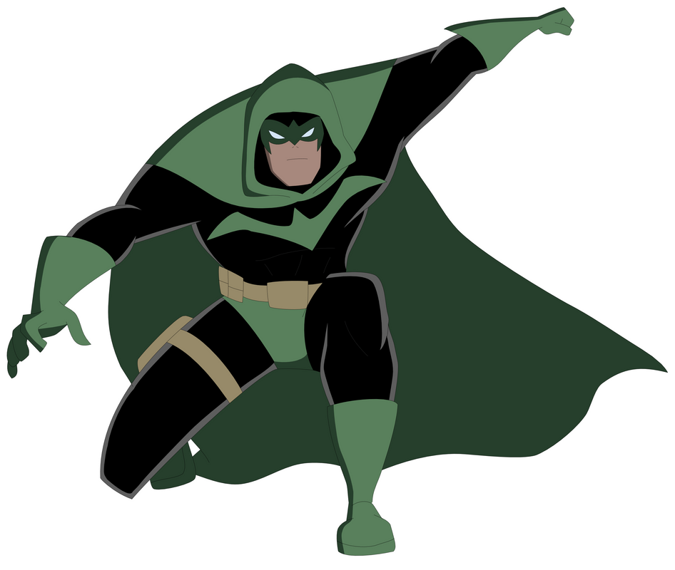 Green Defender - DCAU Style