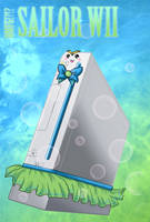 Sailor Furniture:  Sailor WII by VMa3
