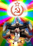 Zangief vs Vladimir by Algahiem3