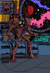 War of the Worlds Martian 1953