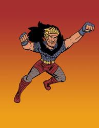 David Rubens The Hero