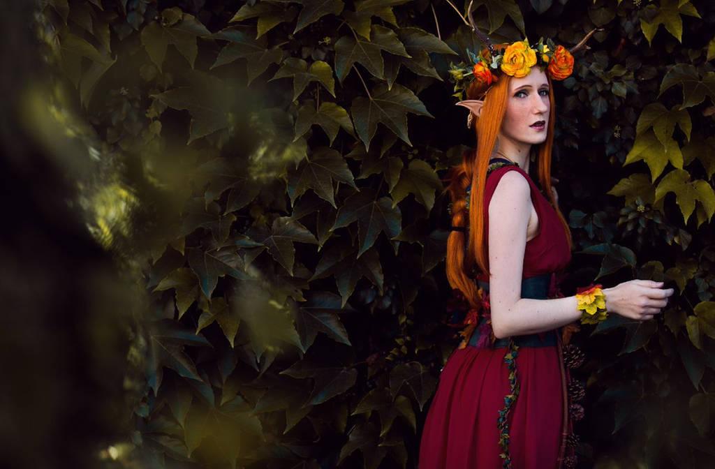 CR ~ Autumn Princess by Daiyame