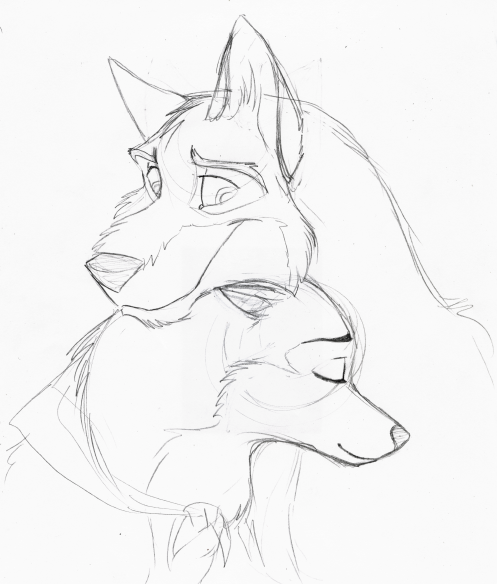 Images of Balto Jenna Coloring Pages - #SpaceHero