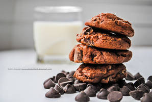 Cake Mix Cookies by Apeanutbutterfiend