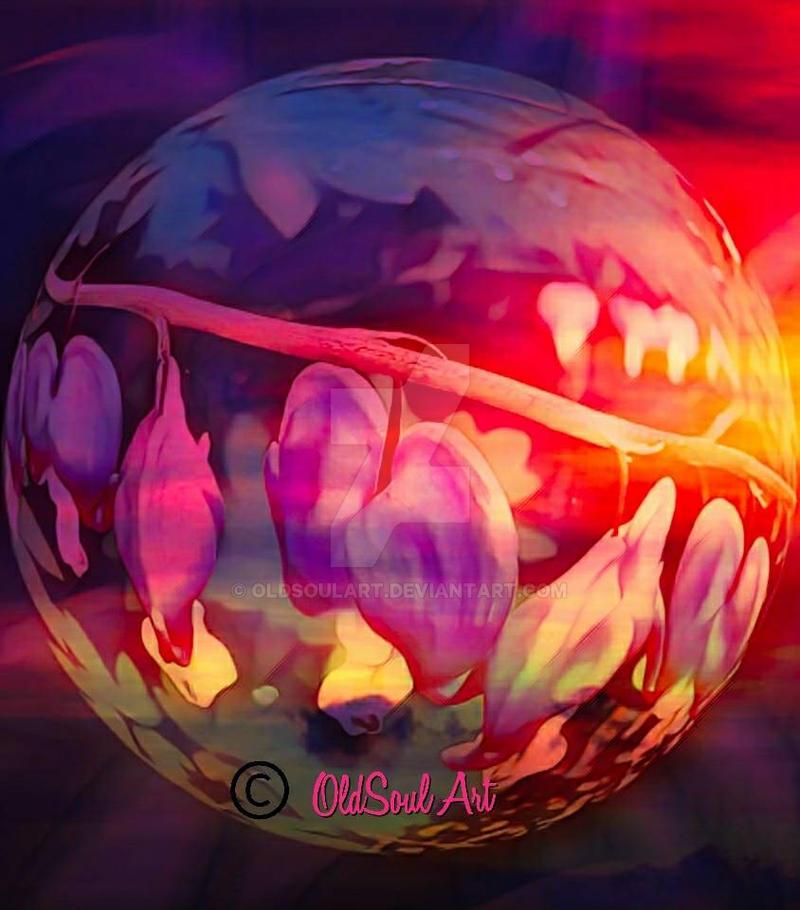 Globe Series by OldSoulArt