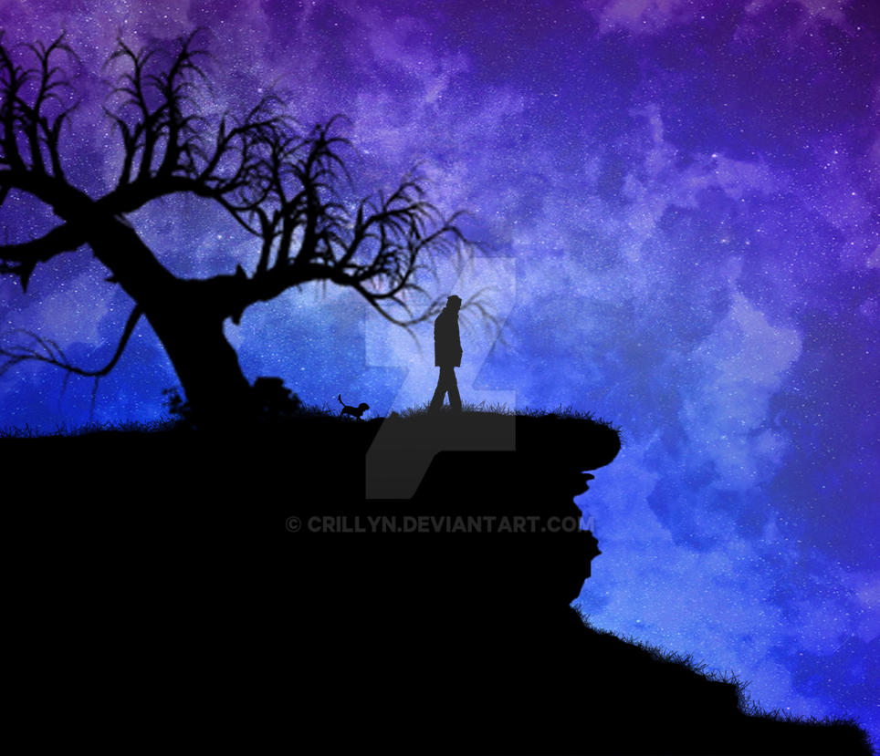 Cliffs Edge by Crillyn