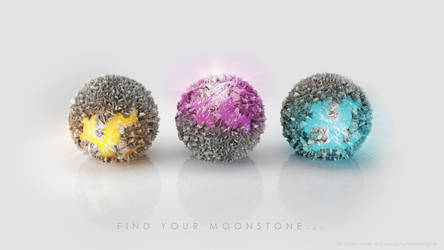 Find your moonstone.