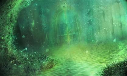 The Gates Of Poseidon by Borruen