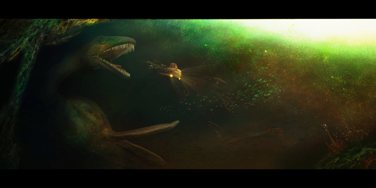 Otherworld by Borruen