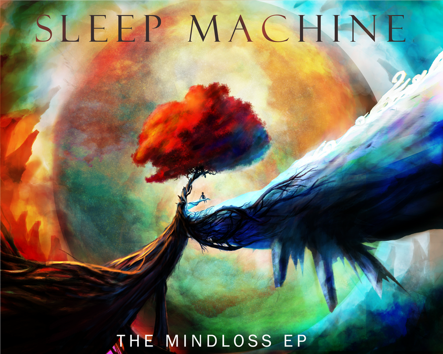 The Mindloss EP - Sleep Machine by Borruen
