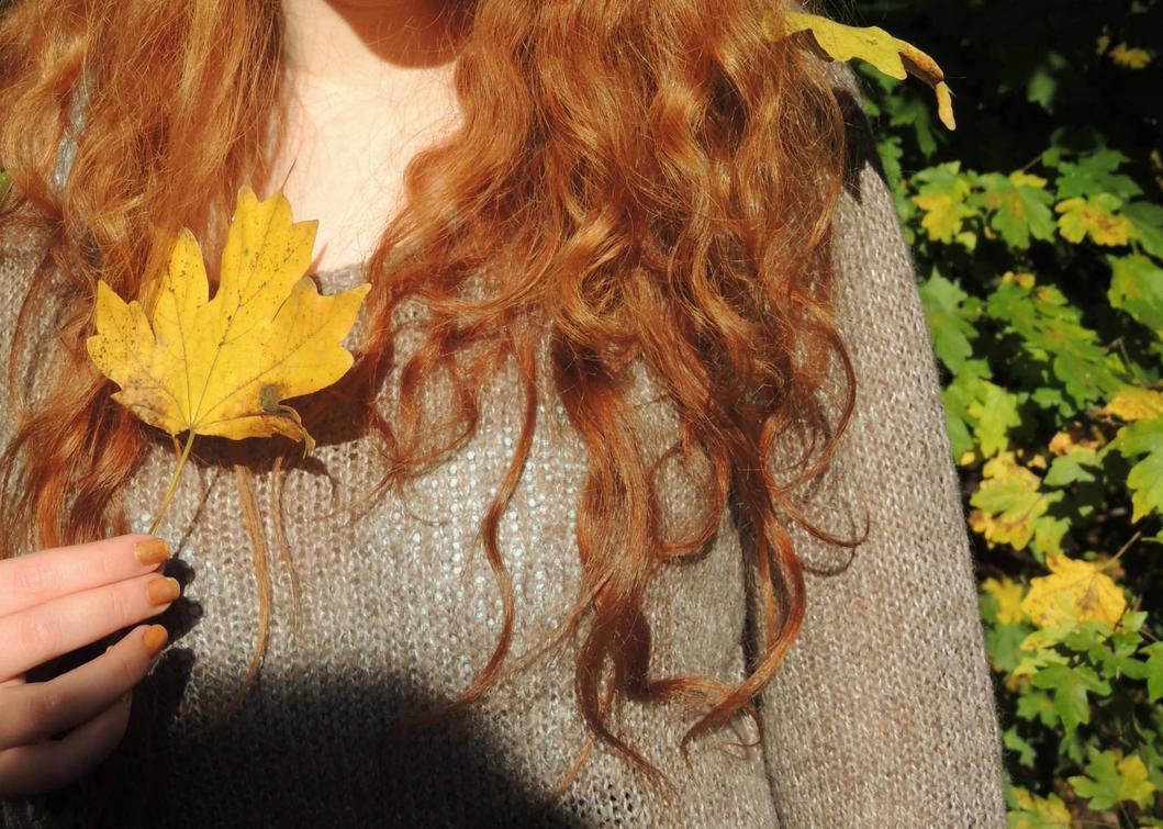 Autumn by Adeleene