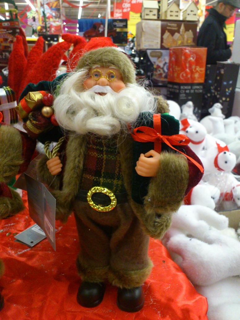 Santa by Adeleene