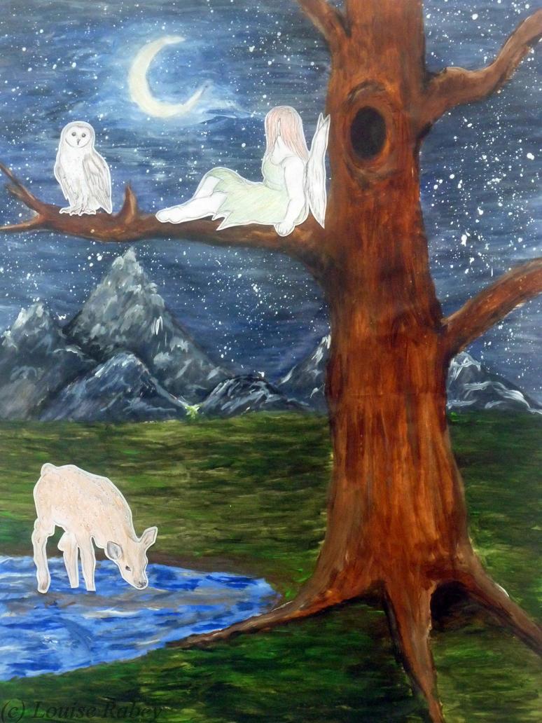 A Broken Fairytale by louise-rabey